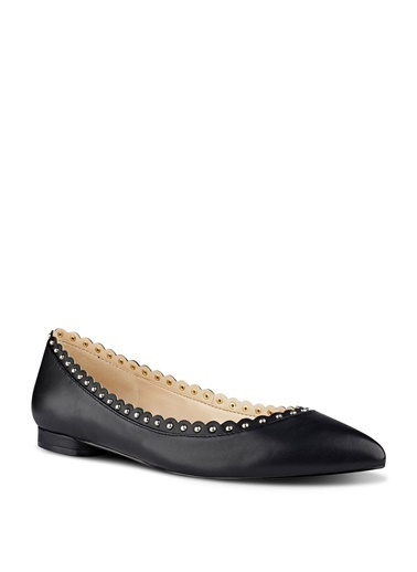 %100 Deri Babet-Nine West